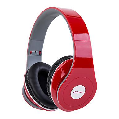 Ponad uchem Bezprzewodowy/a Słuchawki Plastikowy Telefon komórkowy Słuchawka HIFI Z kontrolą głośności Izolacja akustyczna Zestaw