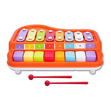 Xylophone Bildungsspielsachen Spielzeuge Spaß Piano Kunststoff Stücke Unisex Geschenk