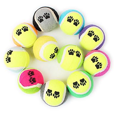 Top Çiğneme Oyuncağı Tenis Topu Sünger Uyumluluk Köpek Oyuncağı