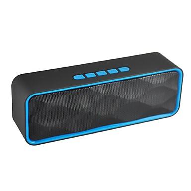 Недорогие Умный дом-Sc211 новые наружные беспроводные динамики bluetooth мобильный интеллектуальный мини-сабвуфер звук