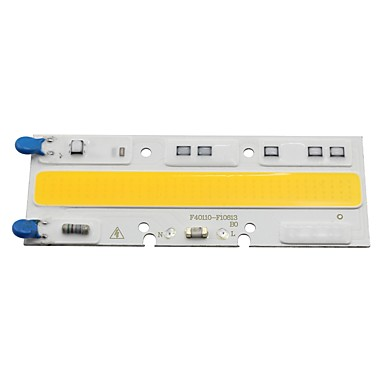 1 stuks LED-Chip Aluminium 220V