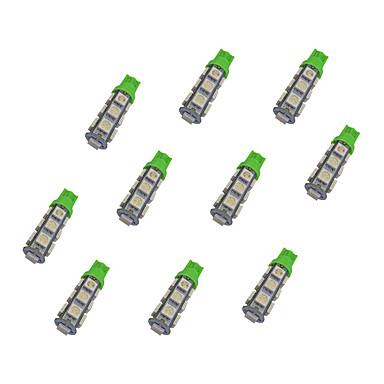 10 stuks T10 Automatisch Lampen 1.5W SMD 5050 110lm Richtingaanwijzerlicht For Universeel