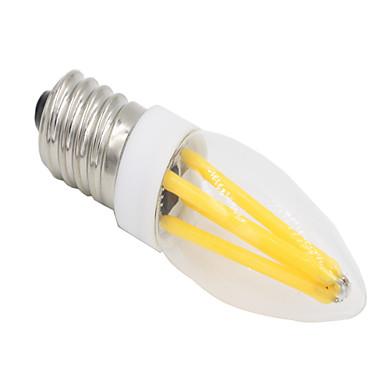2W 280-300 lm E14 G9 Żarówki LED bi-pin T 4 Diody lED COB Przysłonięcia Ciepła biel Zimna biel AC 220-240V