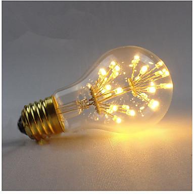 1pc e27 a19 mtx żarówki żarowe żarówki fajerwerki gwiaździste dekoracyjne do lampy wiszącej ac220-240v