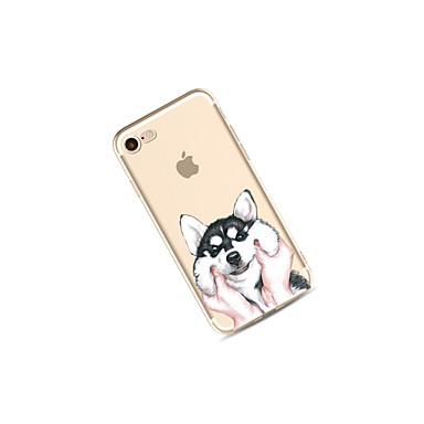 Apple disegno X retro cagnolino 8 X TPU 8 Transparente iPhone iPhone Morbido Custodia 8 iPhone 05825399 per Per iPhone iPhone Plus Plus Con Fantasia Per zqAOxt5Pwn