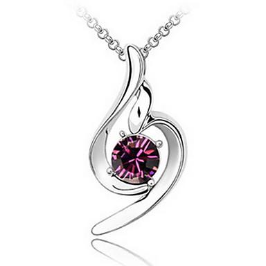 Γυναικεία Κρεμαστά Κολιέ Κοσμήματα Κοσμήματα Συνθετικοί πολύτιμοι λίθοι Κράμα Μοναδικό χαριτωμένο στυλ Κοσμήματα Για Πάρτι Καθημερινά