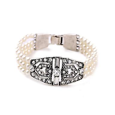 Damskie Bransoletki i łańcuszki na rękę Biżuteria Przyjaźń Modny Stop White Biżuteria Na Urodziny 1szt