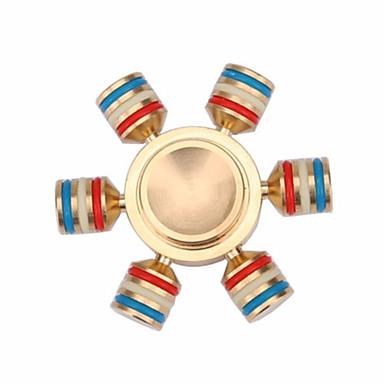 Hand spinne Fidget Spinners Przędzarka ręczna Wysoka prędkość Zwalnia ADD, ADHD, niepokój, autyzm Zabawki biurkowe Focus Toy Stres i