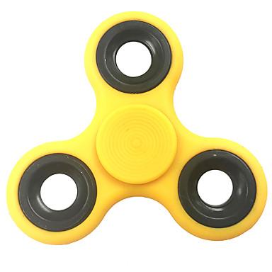 Fidget spinner -stressilelu hand Spinner Lelut Tri-Spinner Korkea nopeus Stressiä ja ahdistusta Relief Office Desk Lelut Lievittää ADD,