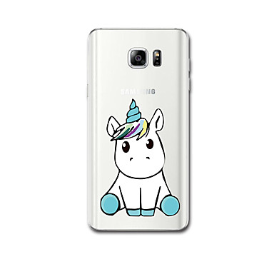 coque galaxy note licorne