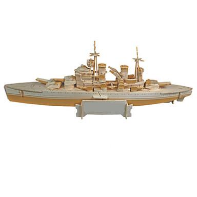 3D - Puzzle Schiff Spaß Holz Klassisch