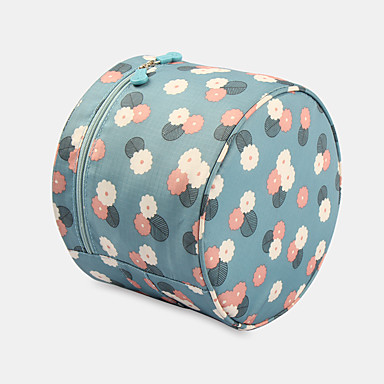 Organizator Bagaj de Călătorie Geantă Cosmetice Portabil Depozitare Călătorie pentru Haine Sutiene Nailon / Pentru femei Călătorie