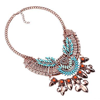 Pentru femei Coliere Layered La modă Personalizat Euramerican Bijuterii Statement Bijuterii Pentru Nuntă Petrecere 1 buc