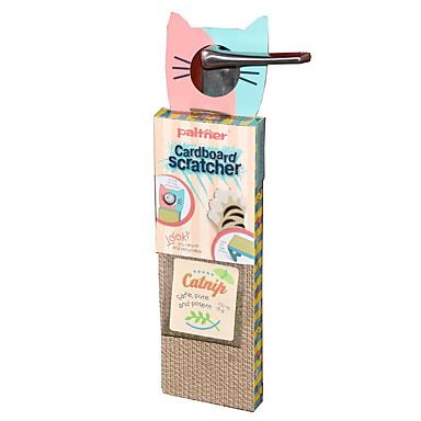 Pisici Jucărie Pisică Jucării Animale Interactiv Scratch Pad Durabil Hârtie Pentru animale de companie