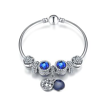 Pentru femei Brățări Bangle Prietenie La modă costum de bijuterii Aliaj Round Shape Bijuterii Pentru