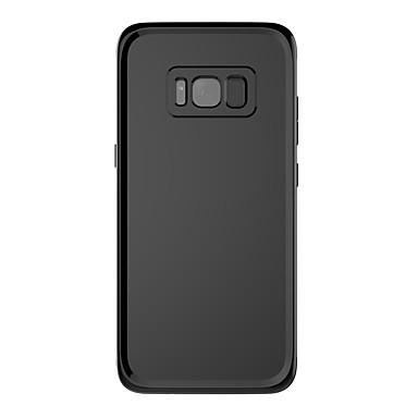 Hülle Für Samsung Galaxy S8 Plus S8 Wasserfest Handyhülle für das ganze Handy Volltonfarbe Weich Kunst-Leder für S8 S8 Plus