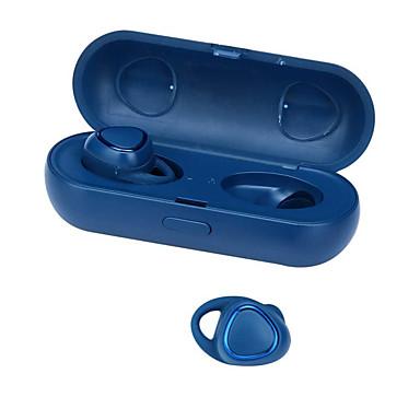 SM-R150 În ureche Wireless Căști Dinamic Plastic Conducerea Cască Mini Cu caseta de încărcare Cu Microfon Setul cu cască