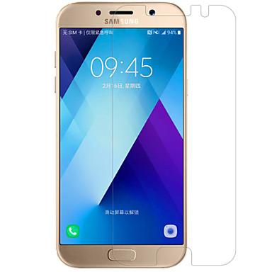 Näytönsuojat Samsung Galaxy varten A3 (2017) PET 1 kpl Näytönsuoja Ultraohut Peili Teräväpiirto (HD)