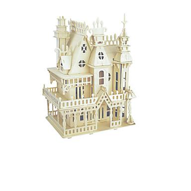 3D - Puzzle Berühmte Gebäude Spaß Holz Klassisch