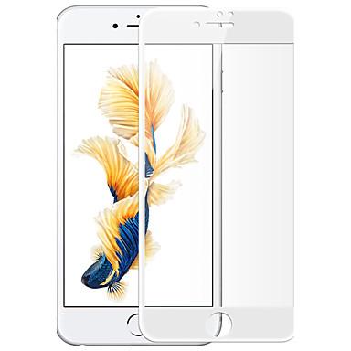 Screenprotector Apple voor iPhone 7 Gehard Glas 1 stuks Voorkant screenprotector Krasbestendig High-Definition (HD)