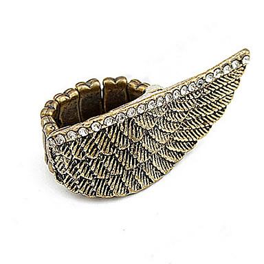 Bărbați Pentru femei Inel Band Ring Bijuterii Personalizat Design Unic Stil Logo Clasic Vintage Boem De Bază Prietenie Englezesc SUA