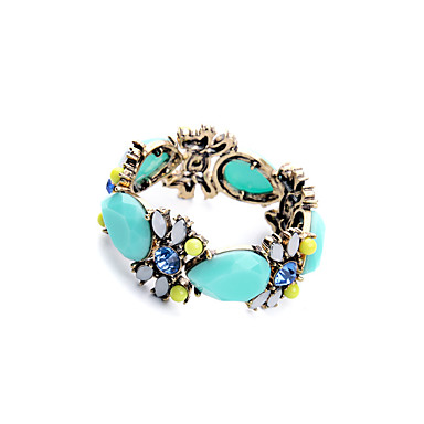 Kadın's Zincir & Halka Bileklikler Moda alaşım Damla Mücevher Için Özel Anlar Yılbaşı Hediyeleri 1pc