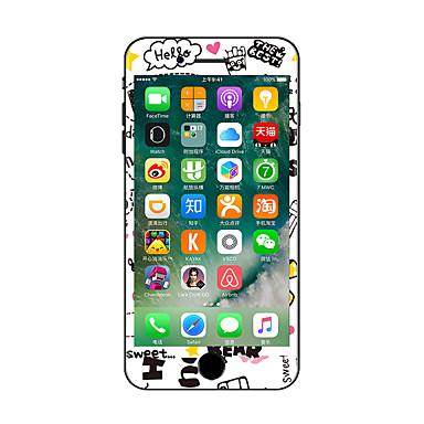 1 kpl Kalvotarra varten iPhone 7 Plus iPhone 7 iPhone 6s Plus/6 Plus iPhone 6s/6 iPhone SE/5s/5 iPhone 5 iPhone 4/4s Naarmunkestävä