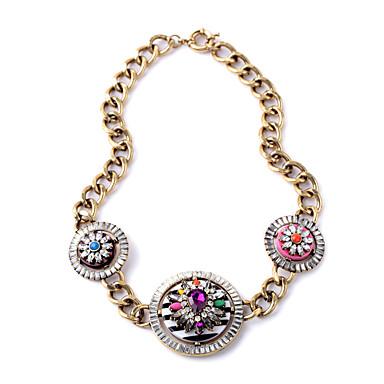 Pentru femei Lănțișoare Cristal Vintage Personalizat Euramerican Curcubeu Bijuterii Pentru Nuntă Petrecere 1 buc