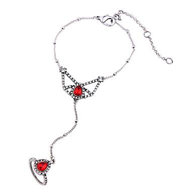 Dames Ringarmbanden Vriendschap Modieus Kostuum juwelen Legering Sieraden Voor