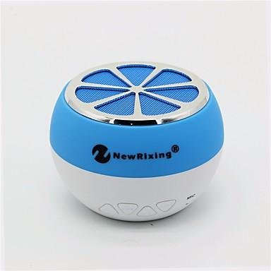 Mini Przenośny/a Wsparcie FM Bluetooth 2.1 Bezprzewodowe głośniki Bluetooth Clover Black Yellow Fuchsia Light Blue