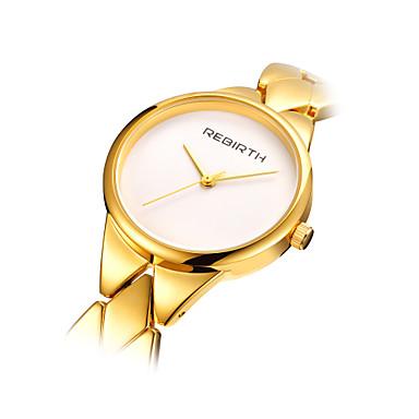 Pentru femei Quartz Ceas de Mână cald Vânzare Aliaj Bandă Charm Modă Argint Auriu Roz auriu