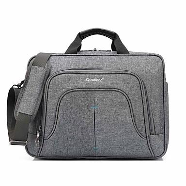Schoudertassen Handtassen voor Effen Kleur Nylon Nieuwe MacBook Pro 15