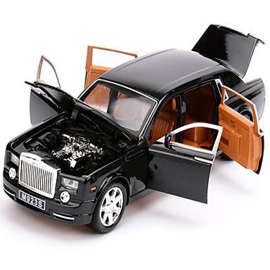 لعبة سيارات سيارة طراز سيارة سباق محاكاة مكتب الديكور رائع كلاسيكي للجنسين للصبيان للفتيات ألعاب هدية / الموسيقى والضوء