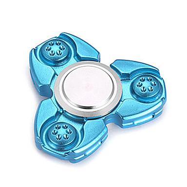 Σβούρες πολλαπλών κινήσεων χέρι Spinner Παιχνίδια Tri-Spinner Κεραμικά είδη Μέταλλο EDCΣτρες και το άγχος Αρωγής Γραφείο Γραφείο