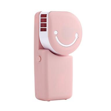 Yy wt803a usb mini mini wentylator usb mini kieszonka klimatyzacja wentylator uśmiech twarzy ładowanie wentylatora