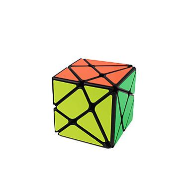 مكعب روبيك YongJun محور مكعب السلس مكعب سرعة مكعبات سحرية لغز مكعب ملصقات مصقولة ABS مربع هدية