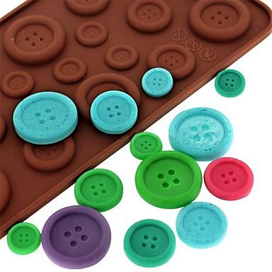 ψήσιμο Mold για Σοκολάτα για Candy για Ice σιλικόνη 3D Αντικολλητικό Φιλικό στο Περιβάλλον DIY