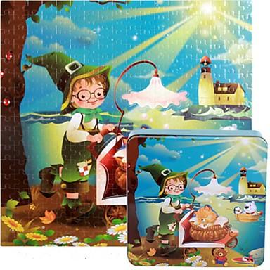 Puzzle Jucarii Pătrat Lemn de Copil Pentru copii Bucăți
