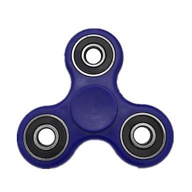 Fidget Spinners Przędzarka ręczna Zabawki Tri-Spinner Tworzywo sztuczne EDCStres i niepokój Relief Zabawki biurkowe Zwalnia ADD, ADHD,