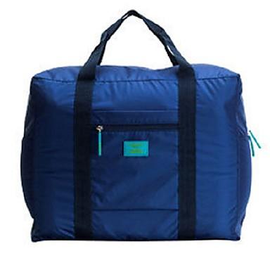 Organizator Bagaj de Călătorie Impermeabil Portabil Pliabil Depozitare Călătorie Capacitate Înaltă pentru Haine Nailon / Călătorie