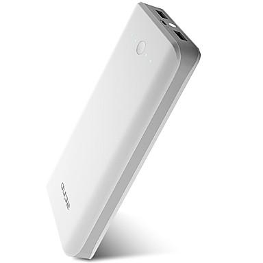 Scud® gl20000 20000mah führte power bank 5v 2.0a externe batterie multi-output