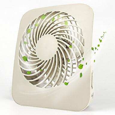 Water Mist Fan Staand Ontwerp Koel en Verfrissend Licht en comfortabel Stil en Stom Windsnelheidsregeling Schudt hoofd USB