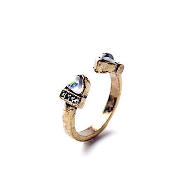 للمرأة خاتم مخصص تصميم فريد اسلوب لطيف سبيكة مجوهرات من أجل حزب عيد ميلاد تهاني