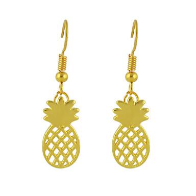 Dames Druppel oorbellen Basisontwerp Kostuum juwelen Legering Sieraden Voor Verjaardag
