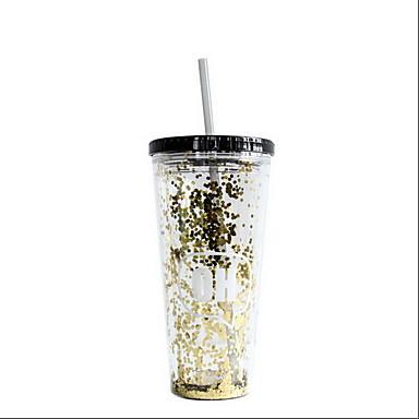 Voor Binnen Glazen en bekers, 650 Kunststof Sap Waterflessen