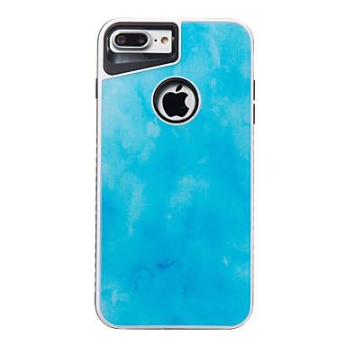 Pentru iphone 7plus 7 tpu plus model de marmură pc două-în-unu caz telefon 6s plus 6plus 6s 6 se 5s 5