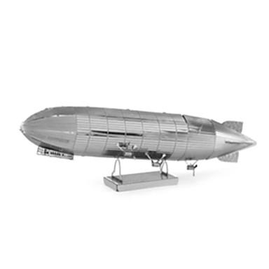 3D-puzzels Vliegtuig Plezier Roestvast staal Klassiek