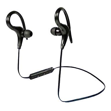 În ureche Bandă de gât Wireless Căști Plastic Telefon mobil Cască Cu controlul volumului Cu Microfon Setul cu cască