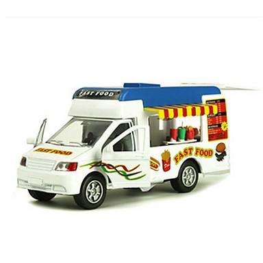 Jucării pentru mașini Model Mașină Vehicul cu Tragere Vehicul Militar Jucarii Muzică și lumină Tren Aliaj Metalic MetalPistol Bucăți