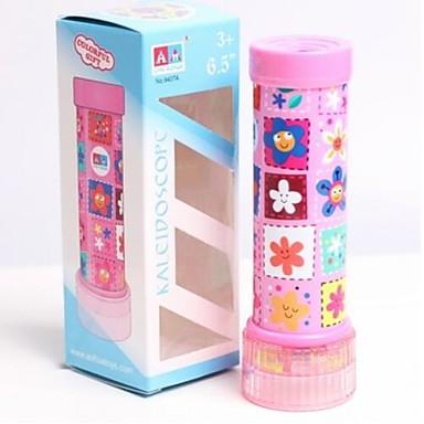 Kaleidoscoop Speeltjes Cilindrisch Kunststoffen Stuks Kind Kinderdag Geschenk
